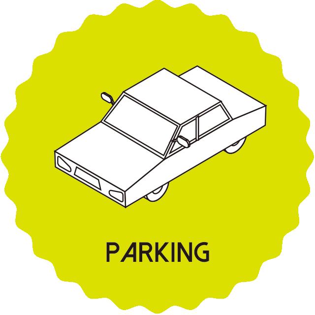 駐車券のご案内
